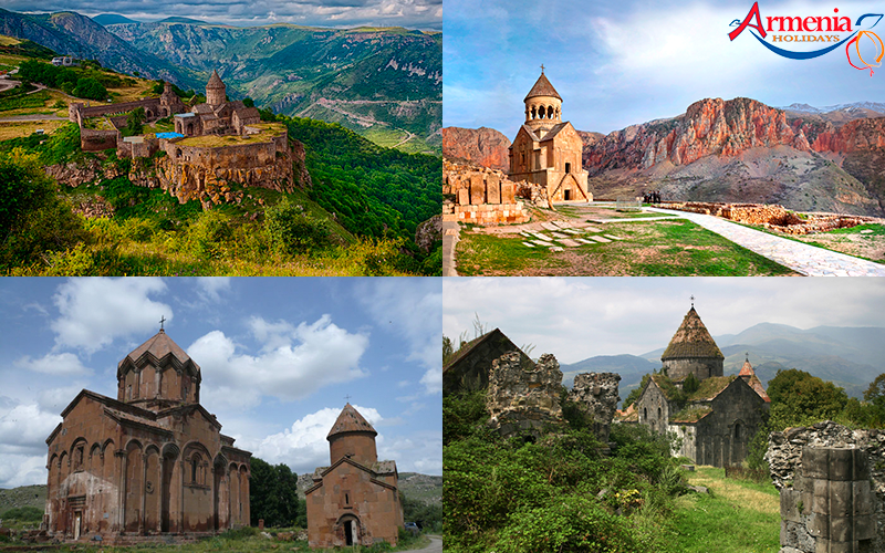 Cultural tours to Armenia